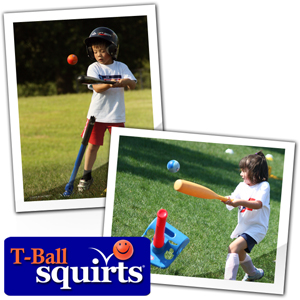 T-Ball Camps and Classes