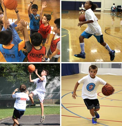 Basketball Classes & Camps