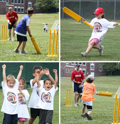 Cricket Camps