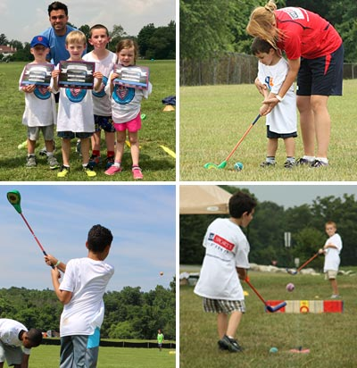 Golf Classes & Camps