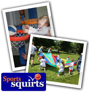 Total Sports - Parent & Me Squirts