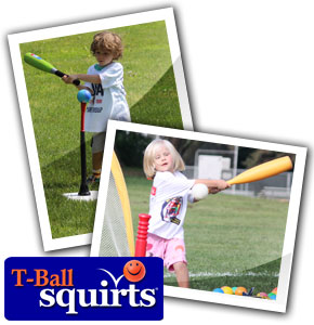 T-Ball - Parent & Me Squirts
