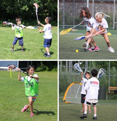 Lacrosse Classes & Camps
