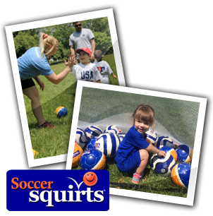 Soccer - Parent & Me Squirts