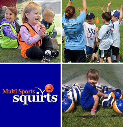 Parent & Me Multi Sports Squirts