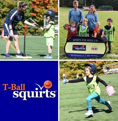 Senior T-Ball Squirts