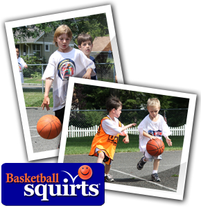 Basketball - Senior Squirts
