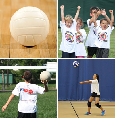 Volleyball Camps