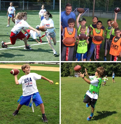 Flag Football Camps