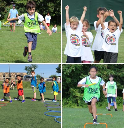 Track & Field Classes & Camps