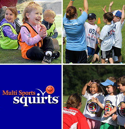 Multi Sports Squirts