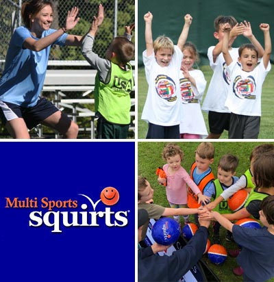 Senior Multi Sports Squirts